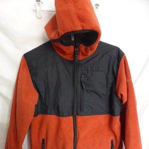 COLUMBIA SPORTSWEAR, reversible, fleece jacket